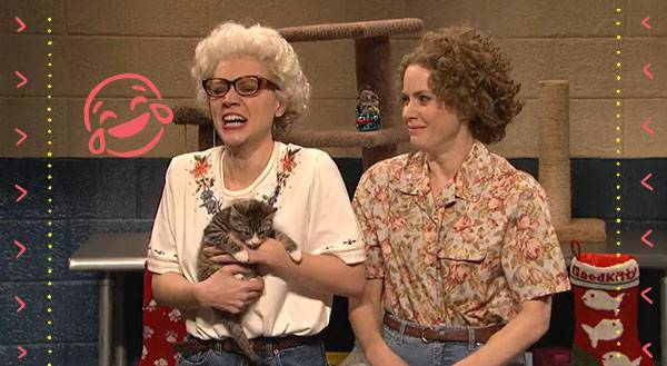 Jokes Are For Pets Too 7 Pet Tastic Snl Sketches Freak 4 My Pet
