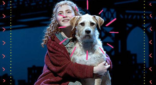 6 Four-Legged Thespians That Steal the Show